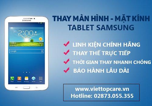 Thay màn hình Samsung Galaxy Note 10.1 (N8000-i925)