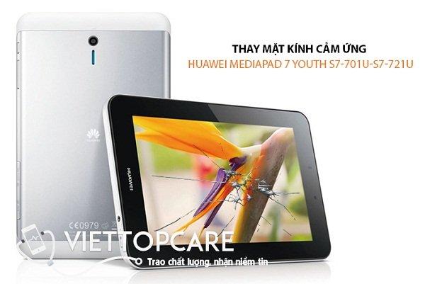 Thay mặt kính cảm ứng Huawei MediaPad 7 Youth S7-701U / S7-721U chất lượng nhanh chóng