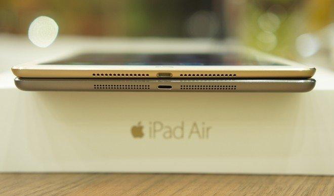 Vì lý do gì ipad Air 1 không thể nhận sạc ?