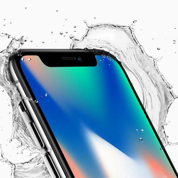 Cách khắc phục iPhone X vô nước
