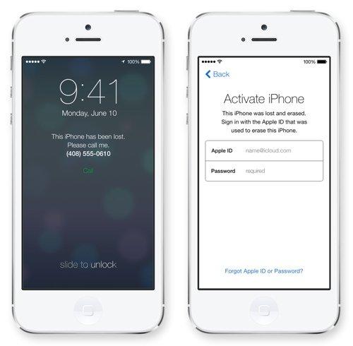 Dịch vụ mở khóa tài khoản iCloud iPhone 7