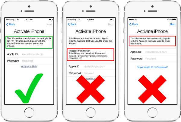 Dịch vụ mở khóa tài khoản iCloud iPhone 8 Plus