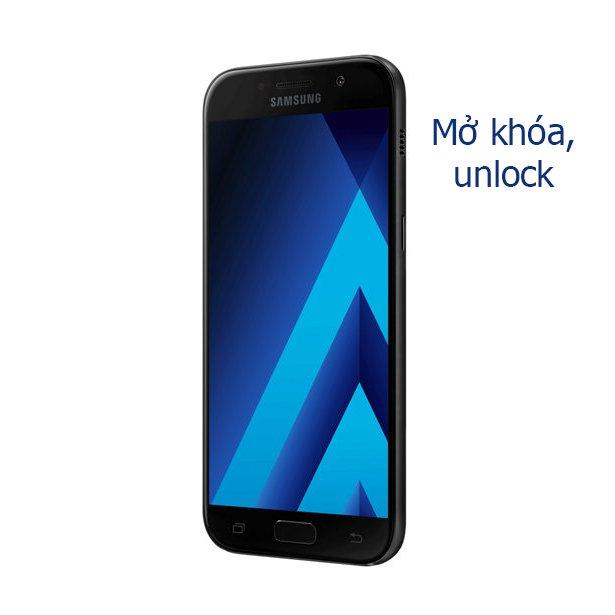 Dịch vụ unlock, mở mạng Samsung Galaxy A7 2017 A720F