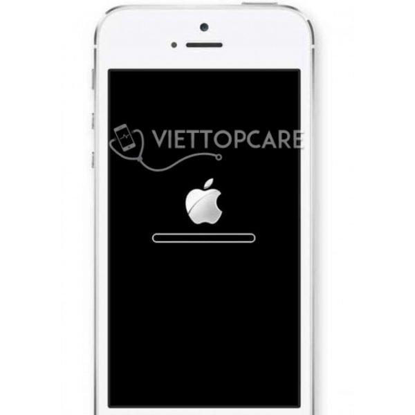 Khắc phục iphone 5 bị treo táo