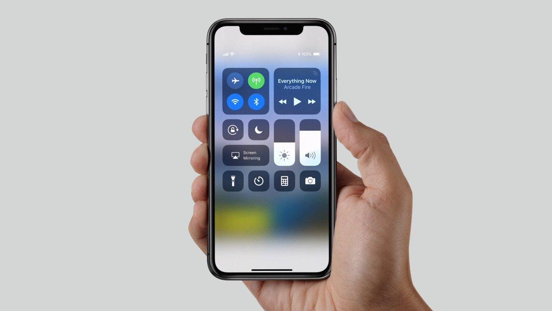 Khắc phục iPhone X nóng máy