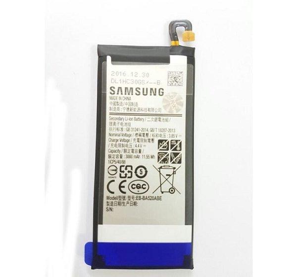 Khắc phục Samsung Galaxy A5 2017 bị chai pin nhanh chóng