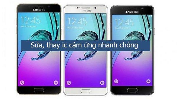 Samsung Galaxy A7/A7 2016 bị lỗi cảm ứng nhanh chóng