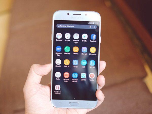 Khắc phục Samsung Galaxy J7 Pro bị mất wifi nhanh chóng