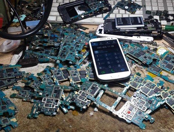 Khắc phục Samsung Galaxy Note 5 bị lỗi ổ cứng nhanh chóng