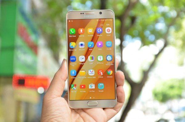 Khắc phục Samsung Galaxy Note 5 bị lỗi wifi nhanh chóng