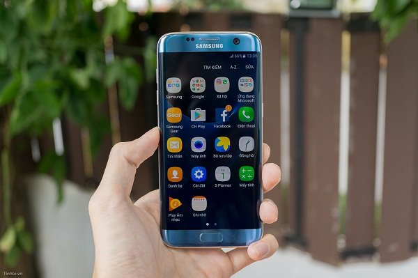 Khắc phục Samsung Galaxy S7 bị nóng máy nhanh chóng