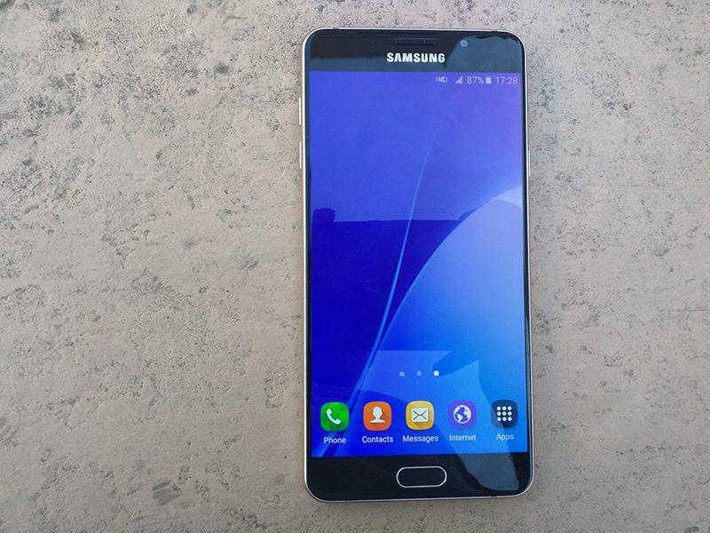 Samsung Galaxy A7/A7 2016 bị lỗi cảm ứng