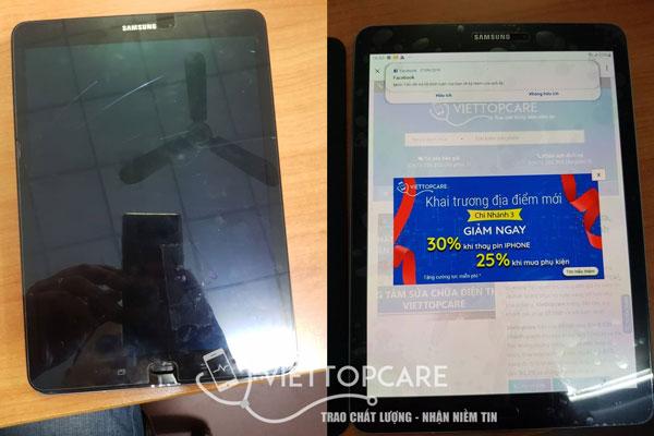 Samsung tab T825 thay màn hình