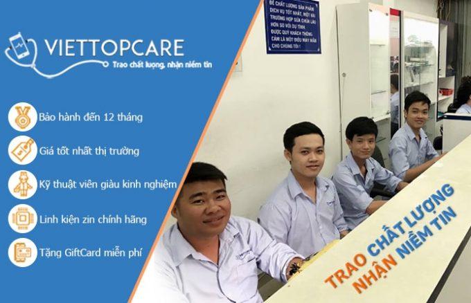 Sửa chữa điện thoại Viettopcare