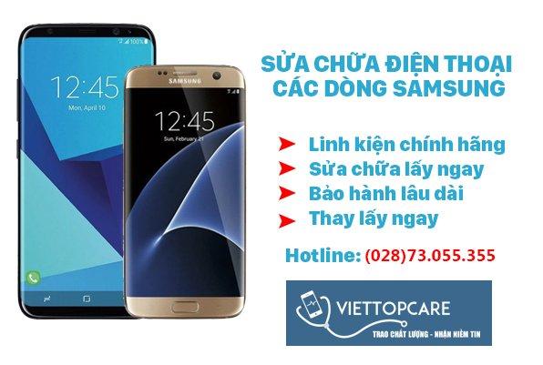 Sửa chữa Samsung chất lượng