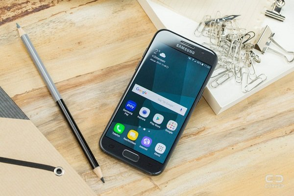Sửa chữa Samsung Galaxy A3 2017 hư khay sim nhanh chóng