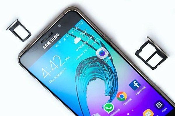 Sửa chữa Samsung Galaxy A7/ A7 2016 không nhận sim nhanh chóng
