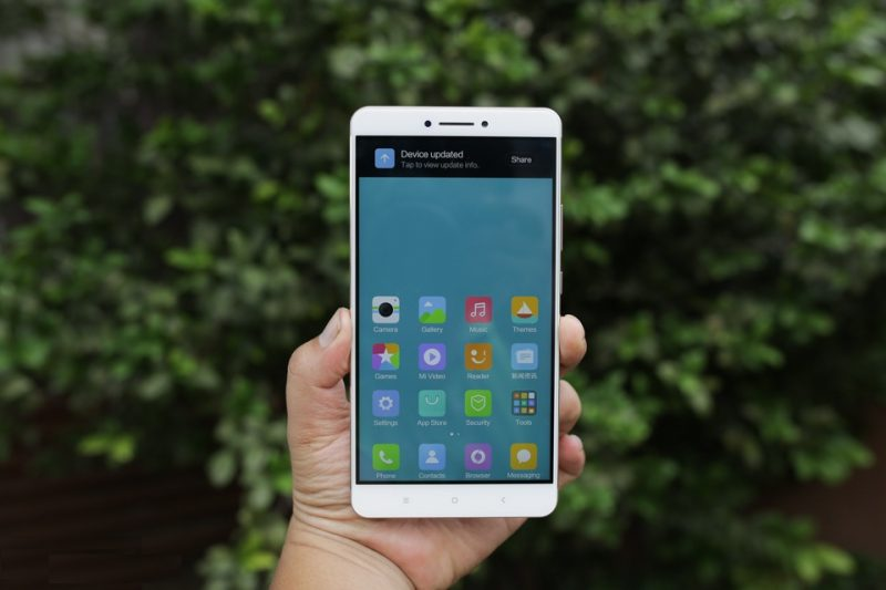 Sửa chữa Xiaomi Mi Max không nhận sim
