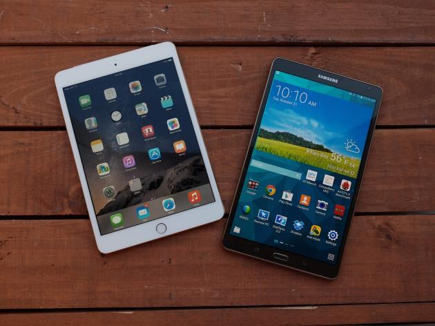 Sửa iPad mini 3 bị treo táo