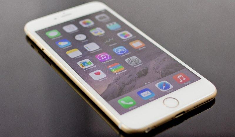Sửa iphone 6 plus bị treo táo