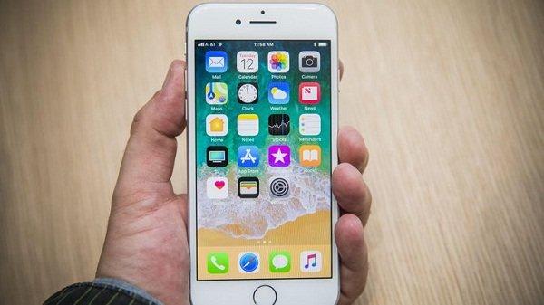 Sửa lỗi cảm ứng iPhone 8 nhanh chóng