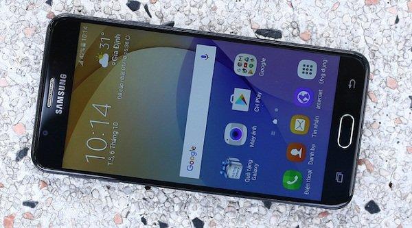 Sửa lỗi cảm ứng Samsung Galaxy J5 Prime nhanh chóng