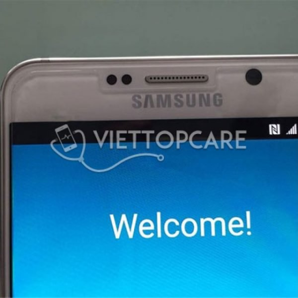 Sửa lỗi Galaxy Note 5 bị hư camera trước hiệu quả