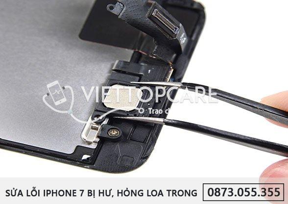 sua-loi-iphone-7-bi-hong-loa-trong