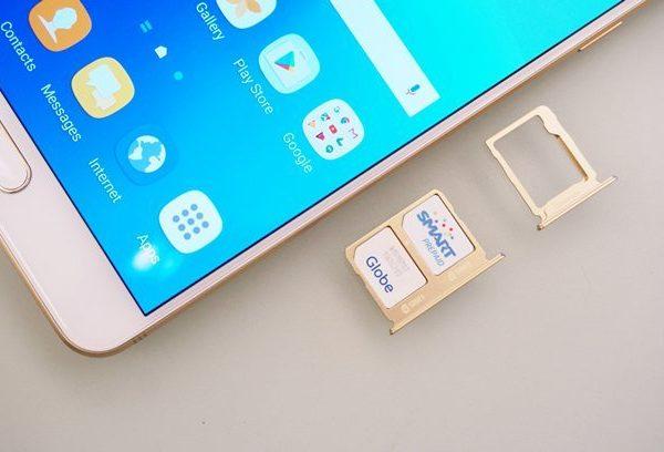 Sửa lỗi Samsung Galaxy C9 Pro không nhận sim
