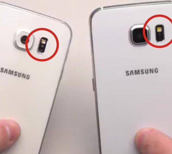 Sửa lỗi Samsung Galaxy S6/ S6 Edge bị hư đèn flash nhanh chóng
