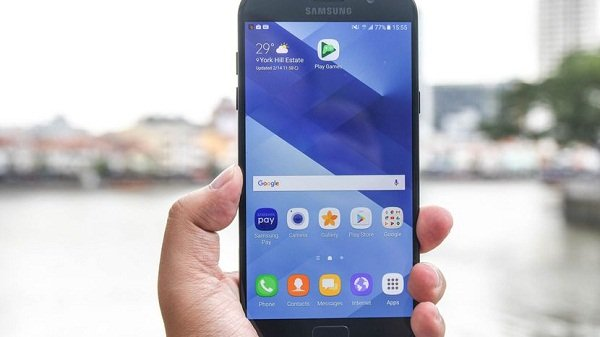 Sửa lỗi sọc màn hình Samsung Galaxy A7 (A720, 2017) nhanh chóng