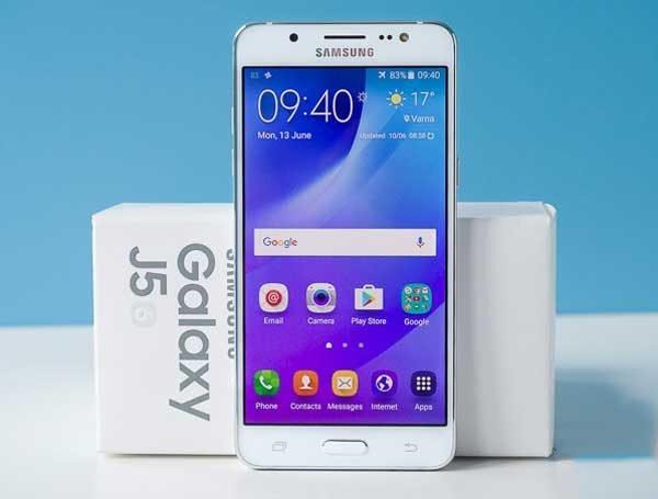 Sửa lỗi sọc màn hình Samsung Galaxy J5 Prime nhanh chóng