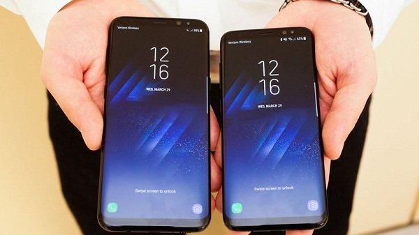 Sửa lỗi treo logo Samsung Galaxy S8 Plus nhanh chóng