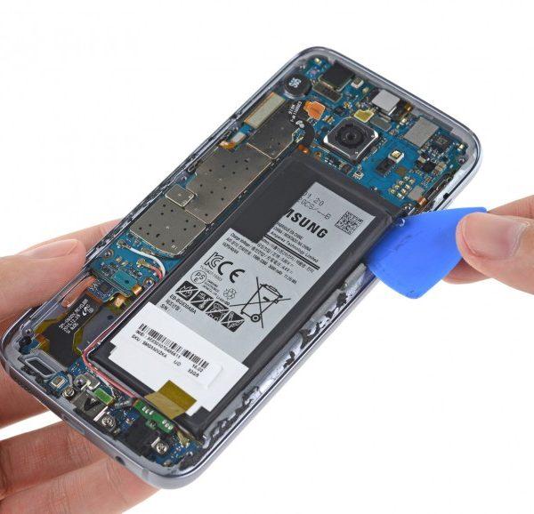 Sửa, thay pin Samsung Galaxy S8 Plus nhanh chóng