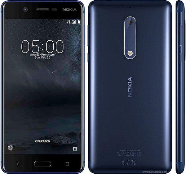 Thay màn hình Nokia 5 chất lượng nhanh chóng