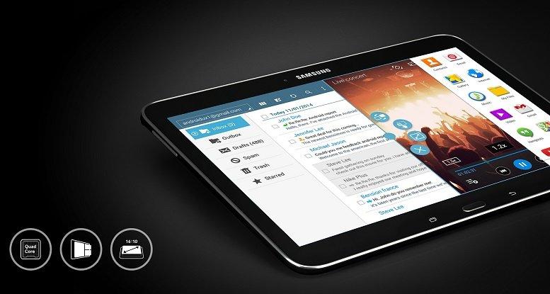 Thay màn hình Samsung Galaxy Tab 4 7.0 (T231)