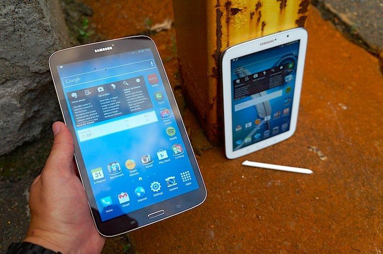 Thay mặt kính cảm ứng Samsung Galaxy Tab 3 8.0 ( T311 )