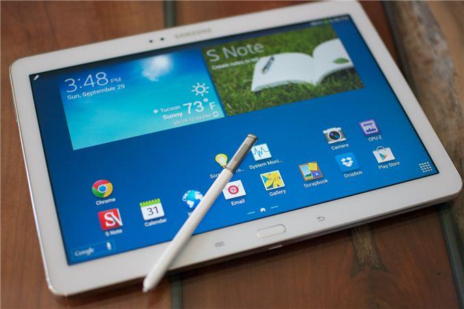 Thay mặt kính cảm ứng Samsung Galaxy Tab Note 10.1 (P600)