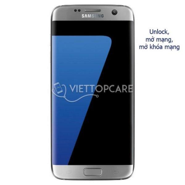 Dịch vụ unlock, mở mạng Samsung Galaxy S7 Edge