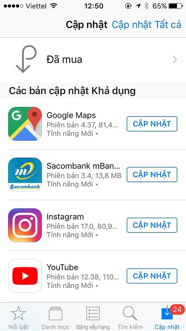 4 cách xử lý iPhone bị đơ