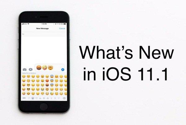 Bạn đã biết cách cập nhật iOS 11.1 chính thức để pin ổn như iOS 10?
