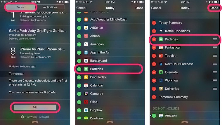 Bỏ túi ngay 10 mẹo tiết kiệm pin trên iPhone