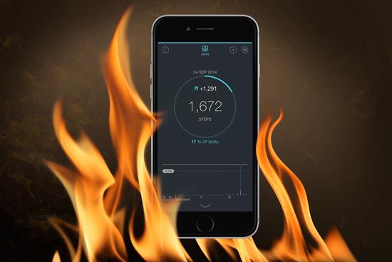 Điện thoại nóng máy, nguyên nhân gây cháy nổ phổ biến