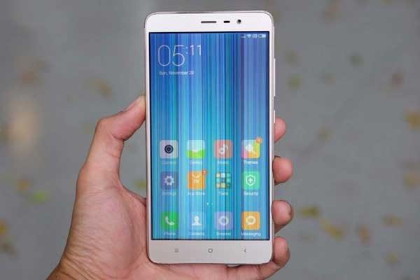 Khắc phục Xiaomi sọc màn hình