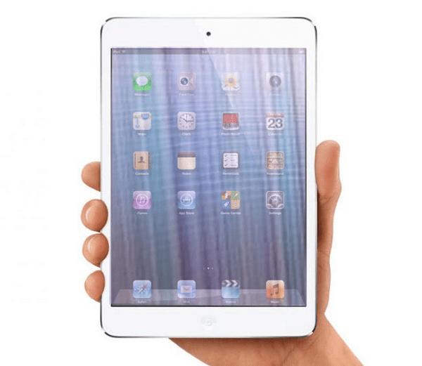 Sửa chữa iPad bị sọc màn hình nhanh chóng
