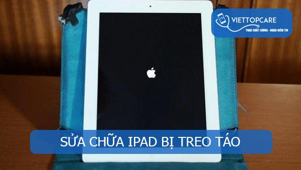 Sửa chữa iPad bị treo táo nhanh chóng