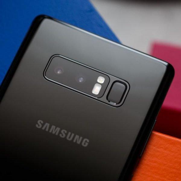 Sửa chữa Samsung Galaxy Note 8 lỗi camera