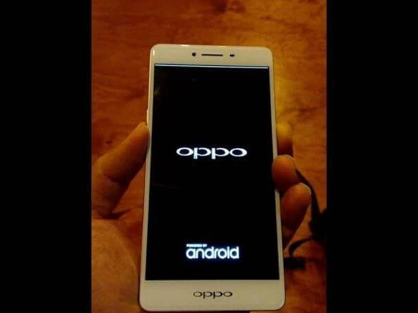 Sửa lỗi điện thoại Oppo treo logo