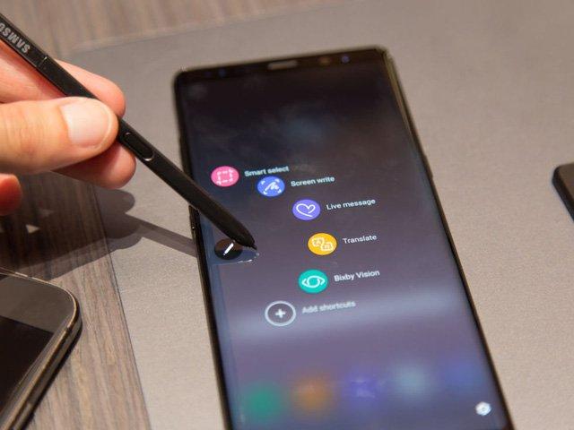 Thay chân sạc Samsung Galaxy Note 8