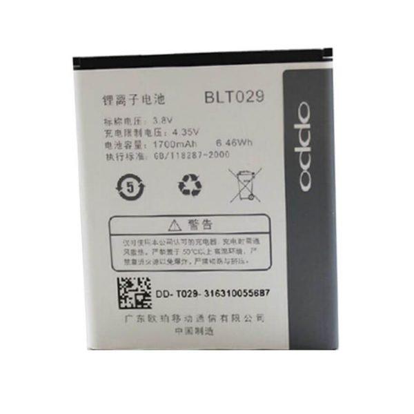 Thay pin Oppo chất lượng